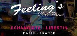 Feeling's Club échangiste libertin paris 6ème arrondissement